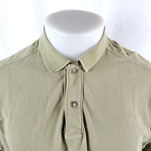 Tommy Bahama Shirts - Tommy Bahama Men Polo Shirt Sz Medium S/S Green